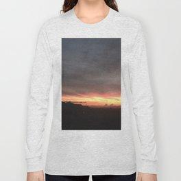 Fired Horizons Long Sleeve T-shirt