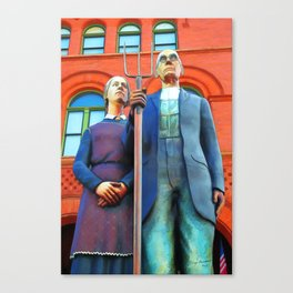 Forever A Couple Canvas Print