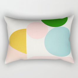Abstraction_Minimal_Shapes_001 Rectangular Pillow