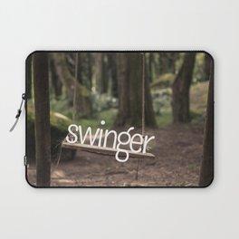 Swinger ;) Laptop Sleeve