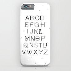 Craft Font iPhone 6s Slim Case