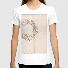 Johann Bayer - Uranometria / Measuring the Heavens (1661) - 46 Southern Crown T-shirt