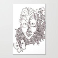 Incognito Canvas Print