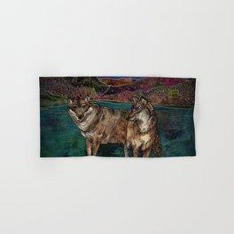 Wolf Love Hand & Bath Towel