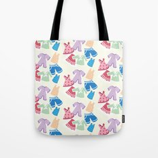 Summer clothes Tote Bag