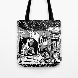 Picasso - Guernica Tote Bag