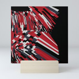 Schism Mini Art Print