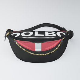 Poolboy Lifeguard Swimming Pool Swimmer Fanny Pack