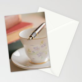 The Writer's Break Stationery Cards