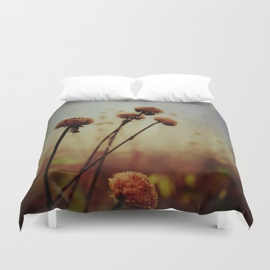 One Winter Day Duvet Cover