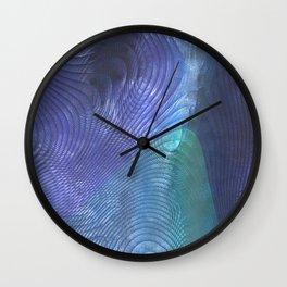 Perlamutr light Wall Clock