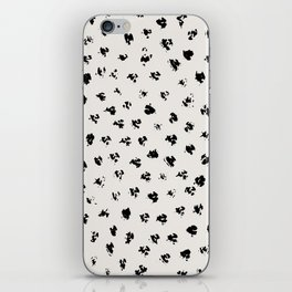 Polka Splotch iPhone Skin