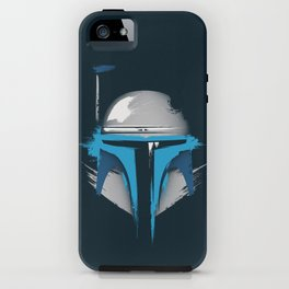 Jango iPhone Case