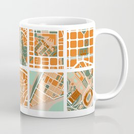 Fagmentos III Barcelona Coffee Mug
