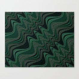 Geometrical Dance Canvas Print