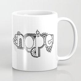 Nope Coffee Mug