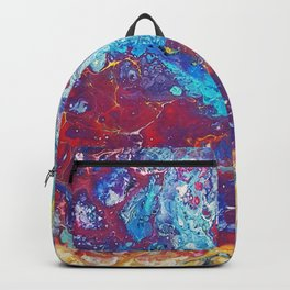 Star Burst Backpack
