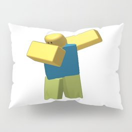 Coolest Roblox Dab Cool Pillow Sham