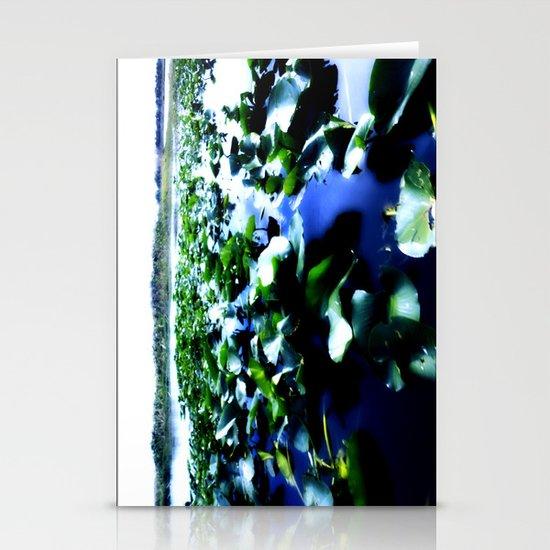 tropical botanica Stationery Cards