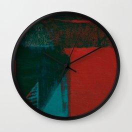 Turno da Noite Wall Clock