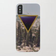 Space Frame iPhone X Slim Case