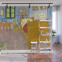 Van Gogh - Bedroom in Arles - Painting Wall Mural