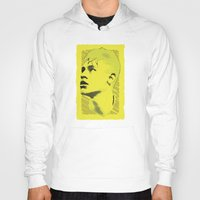 neymar Hoodies featuring World Cup Edition - Neymar / Brazil by Milan Vuckovic