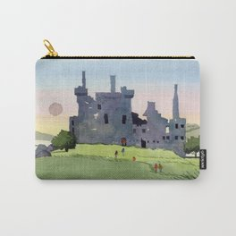 Kilchurn Castle, Scottish Highlands Carry-All Pouch
