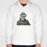tom waits Hoodies featuring tom waits by Eric Tiedt