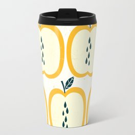Apple Pattern 2 Travel Mug