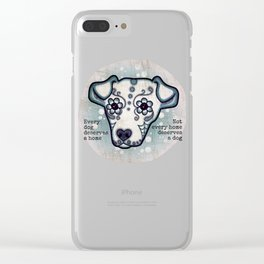 Every Dog Clear iPhone Case