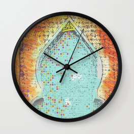 Maroccan details Wall Clock