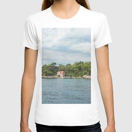 Lokrum Croatia T-shirt