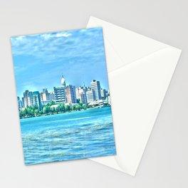 Madison Skyline Stationery Cards