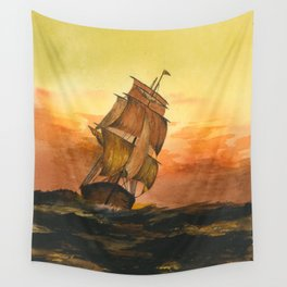 William #9 Wall Tapestry