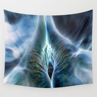 anatomy Wall Tapestries featuring anatomy by  Agostino Lo Coco