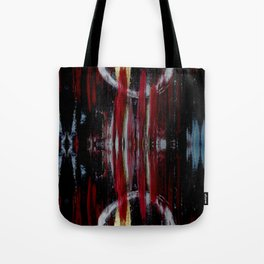 Fading Expansion Tote Bag