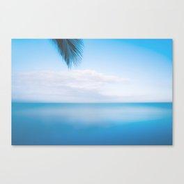 Floating In Mexico Canvas Print