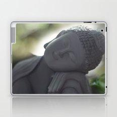 Peacefull thoughts Laptop & iPad Skin