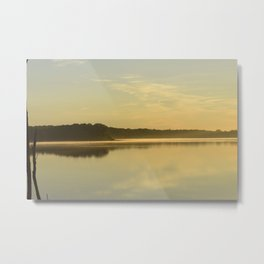 Good Morning Howell Metal Print