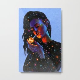Ask the Universe Metal Print