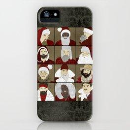 Baby Daddy Santa iPhone Case