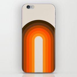 Golden Rainbow iPhone Skin