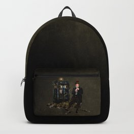 Doctor 2th and rats Backpack