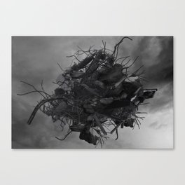 HIGH STEEL Canvas Print