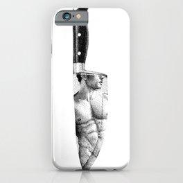 Pyscho NOODDOOD iPhone Case