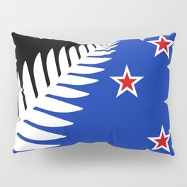Proposed new Flag design for New Zealand Pillow Sham