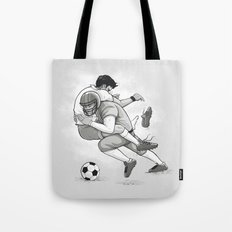 This is Football! Tote Bag