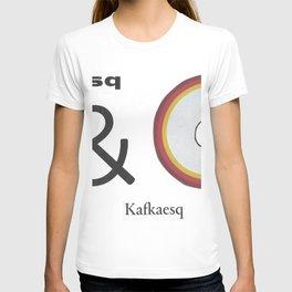 Grotesq & Kafkaesq T-shirt