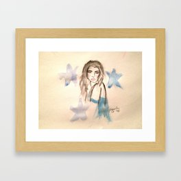 Jet  Framed Art Print